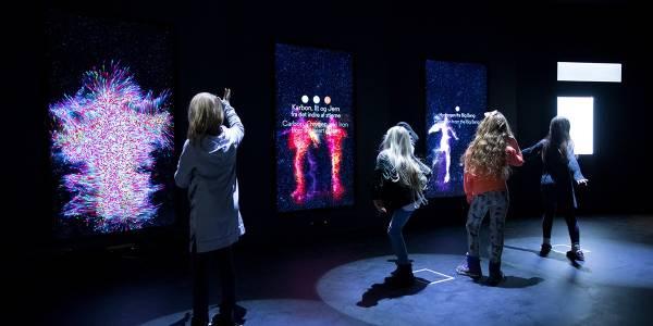 Planetarium - det aktive univers - Photo Credit: Planetarium
