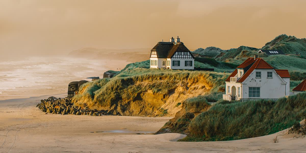 Nordjylland - Danmark - Løkken - Visitdenmark Photocredit: Simone Bramante Brahmino