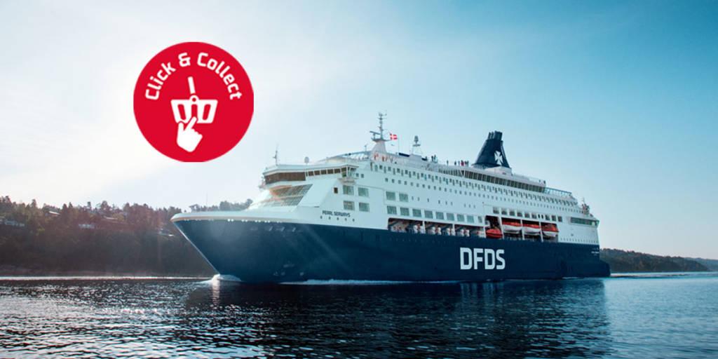 Click and Collect på ruten Oslo - København