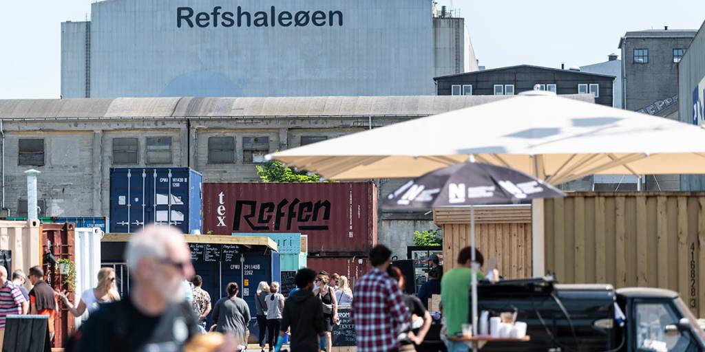 Reffen, Copenhagen - Photo Credit: Martin Kaufmann