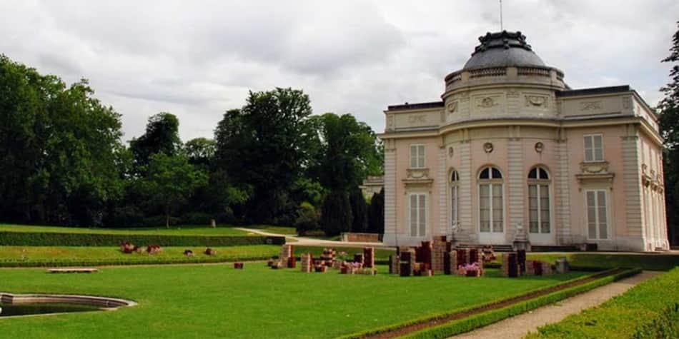 Boulogne - Château de Bagatelle