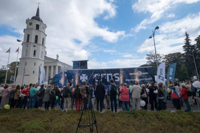 DSCF1678 150, Jubilee, Vilnius