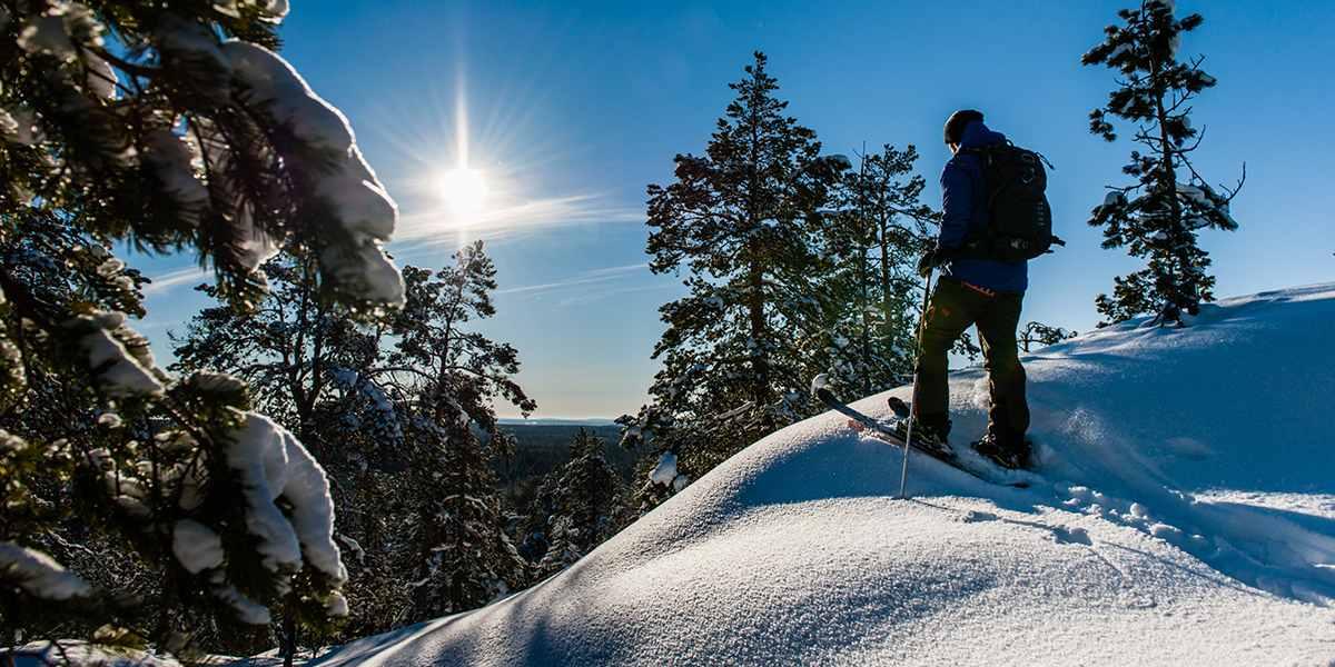 Sweden -  skiing - PhotoCredit Ted Logart