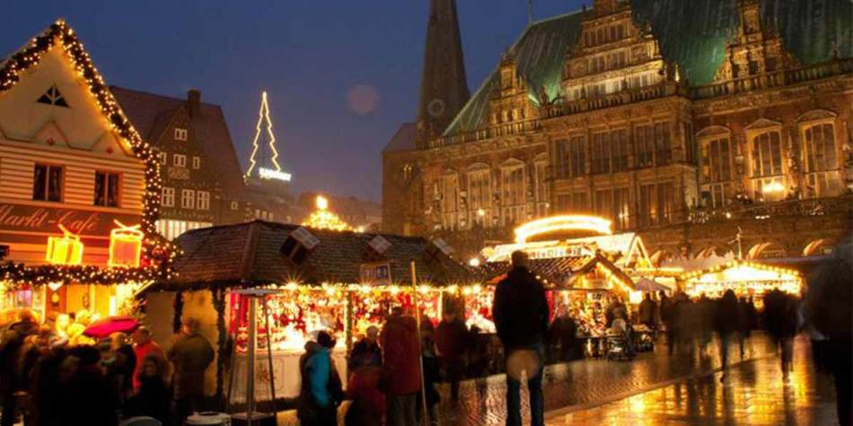 Christmas markets in Bremen city centre