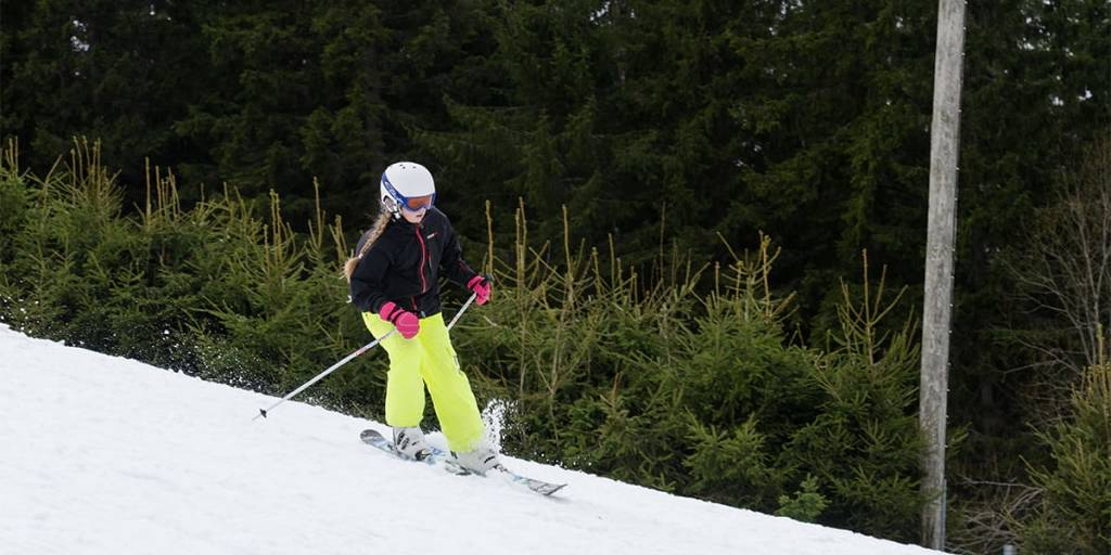 Skiing in Finland, Himos