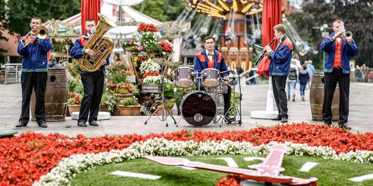 Hansa Park - Band