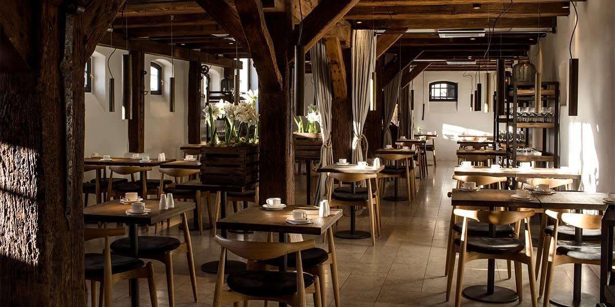 71 Nyhavn hotel - frokostrestaurant