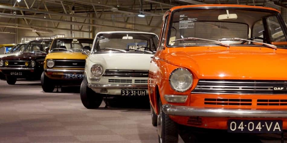 Eindhoven - DAF Museum
