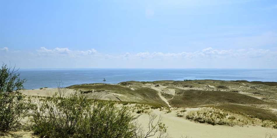 Dunes in Lithuania