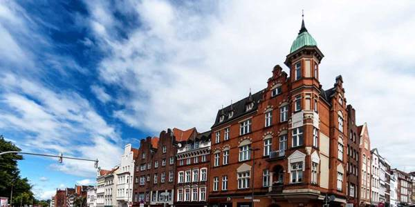 Lubeck - building