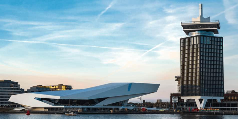 A'Dam Tower - Amsterdam  1200x600