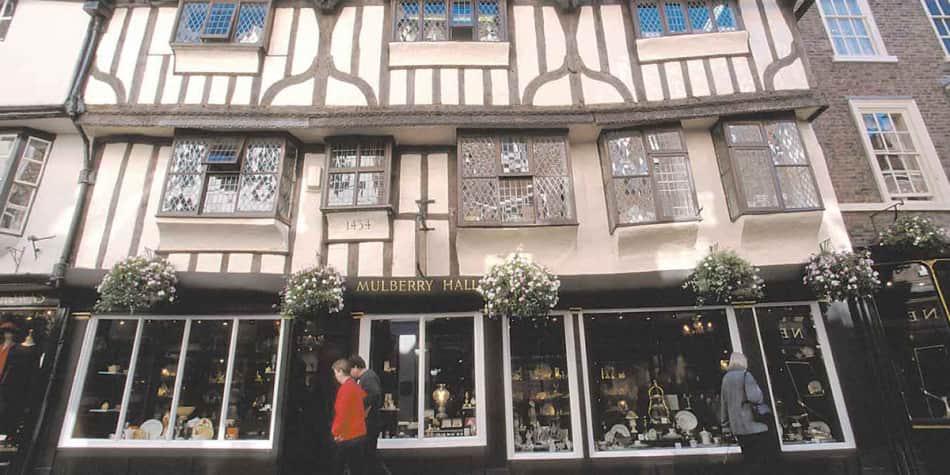 York tutor streets