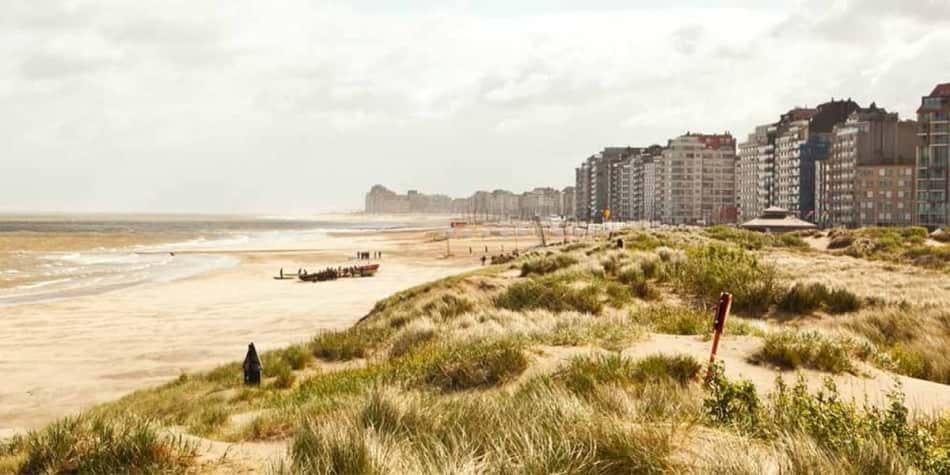 Zeebrugge - beach