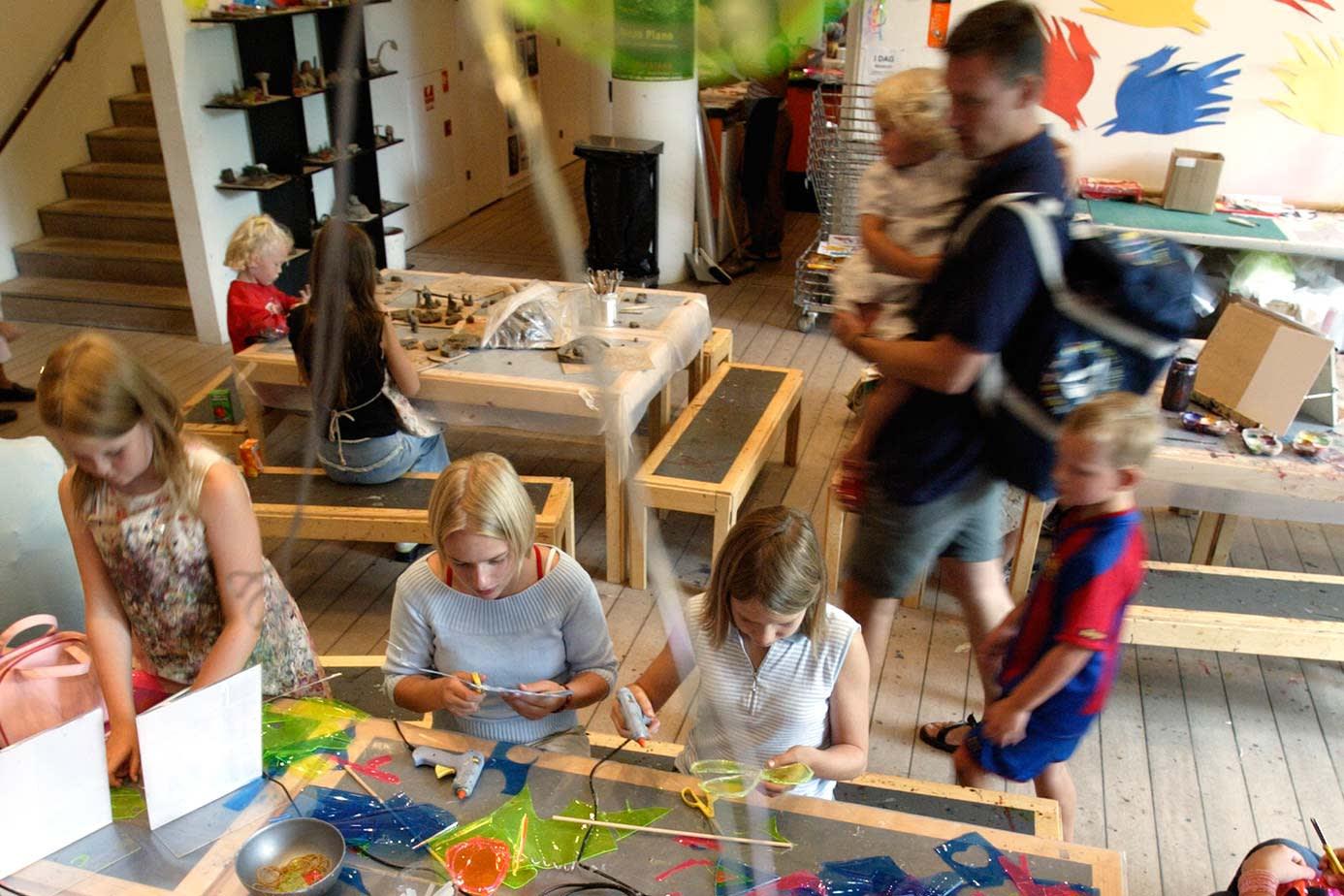 louisiana kids crafts Copenhagen