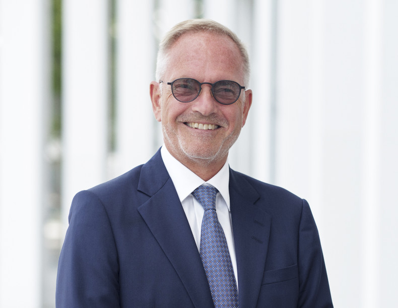 Peder Gellert Pedersen, Executive Vice President of DFDS' Ferry Division