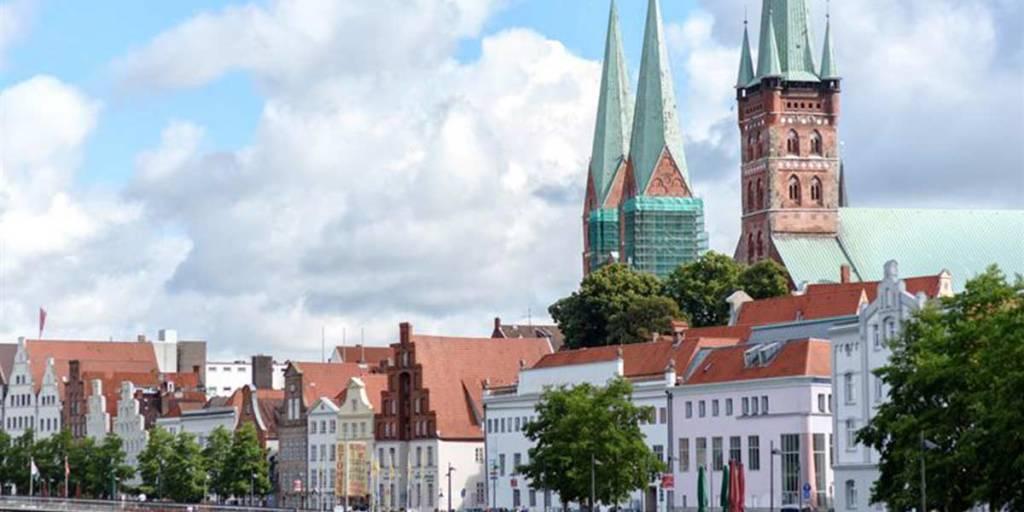 Lubeck - buildings