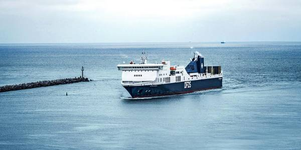 Victoria Seaways Klaipeda-Kiel Ferry