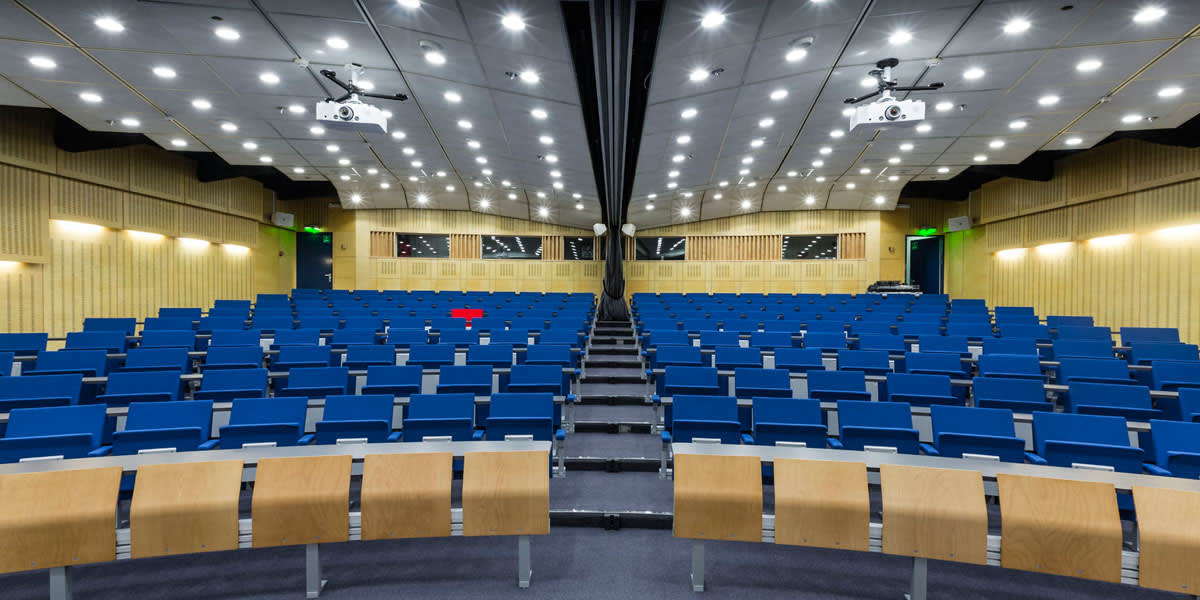 Konferanse - Oslo-København - Auditorium