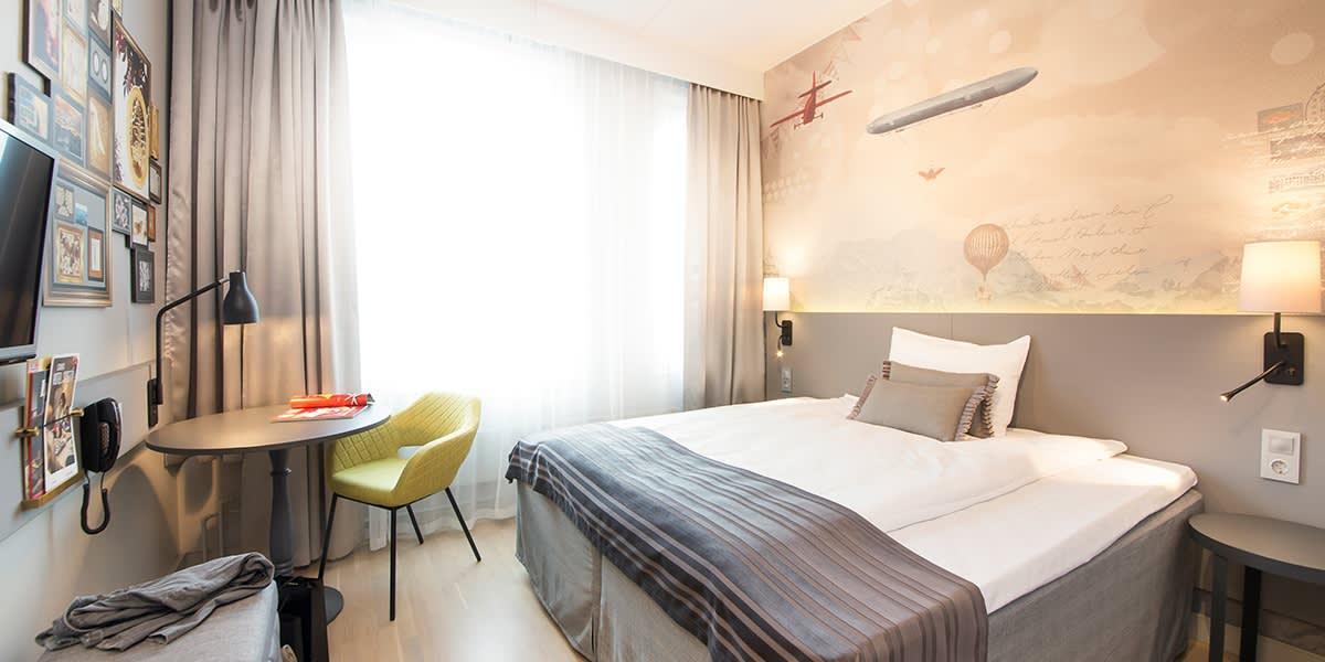 Scandic Byporten Oslo - standard room