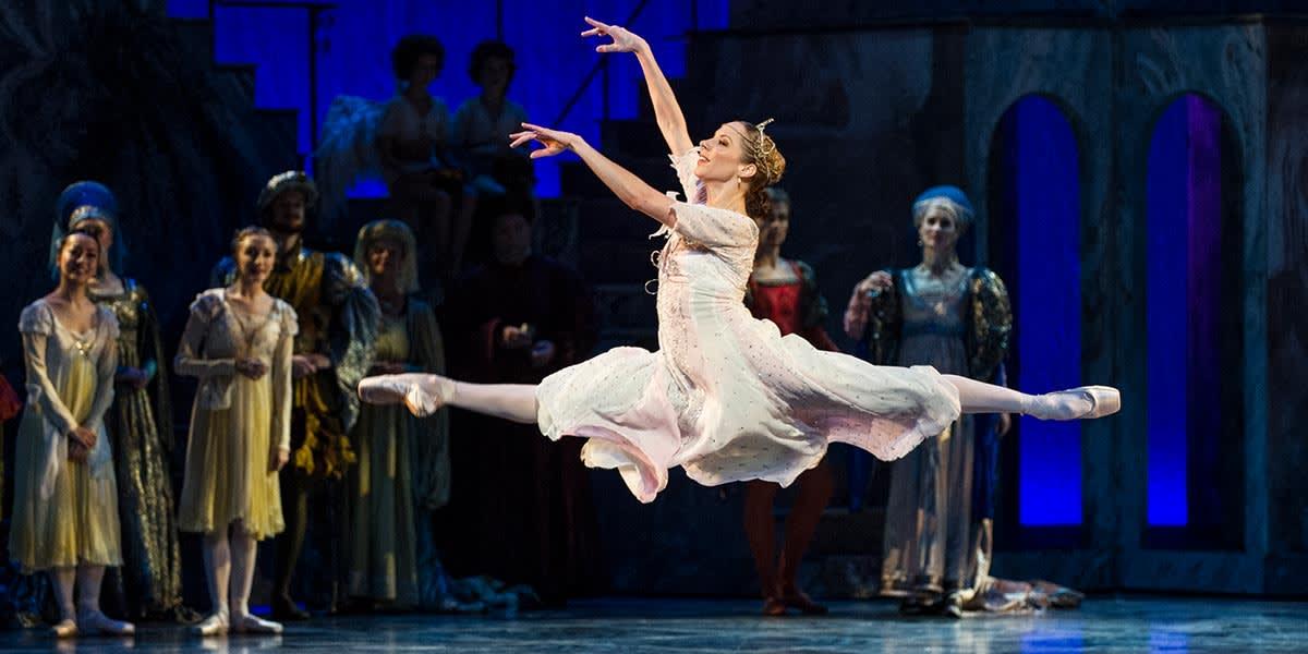 Ballet Romeo and Juliet - Photo credit: Erik Berg
