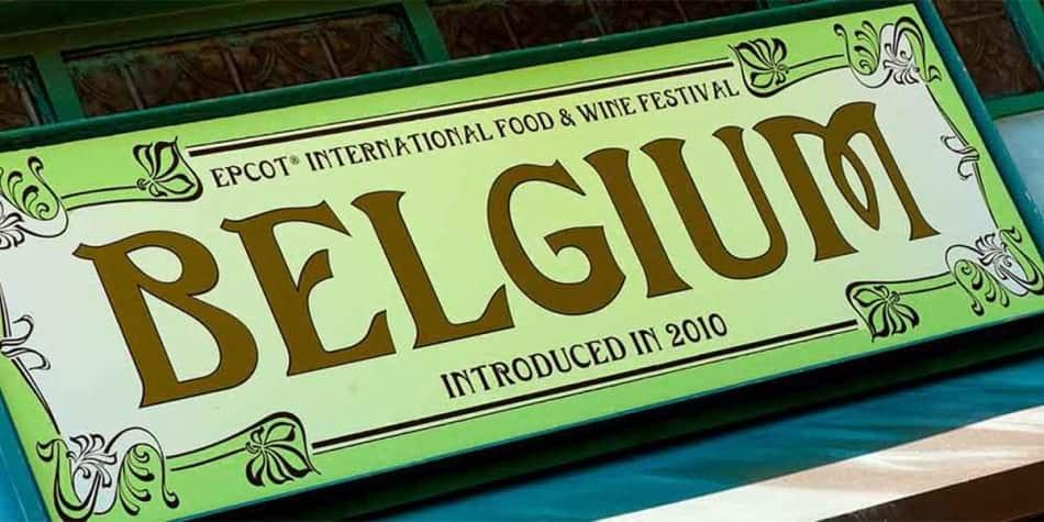 Wine festival in Belgium