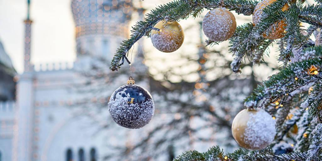 Jul i Tivoli, København - Photo Credit: Lasse Salling