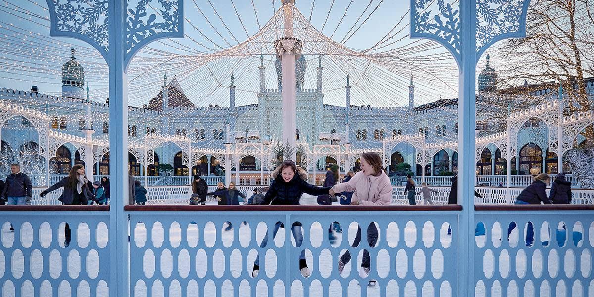 Winter in Tivoli - Nimb - PhotoCredit - Lasse Salling