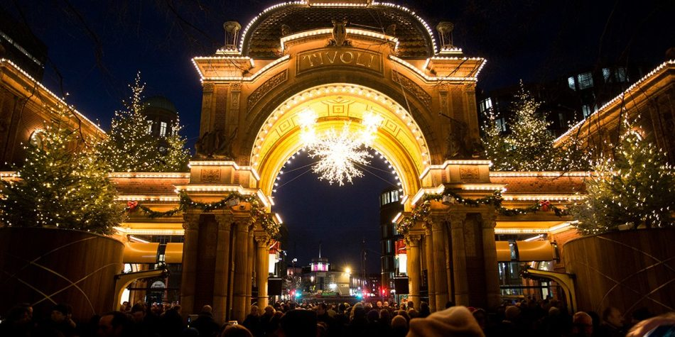 Christmas in Tivoli - Copenhagen