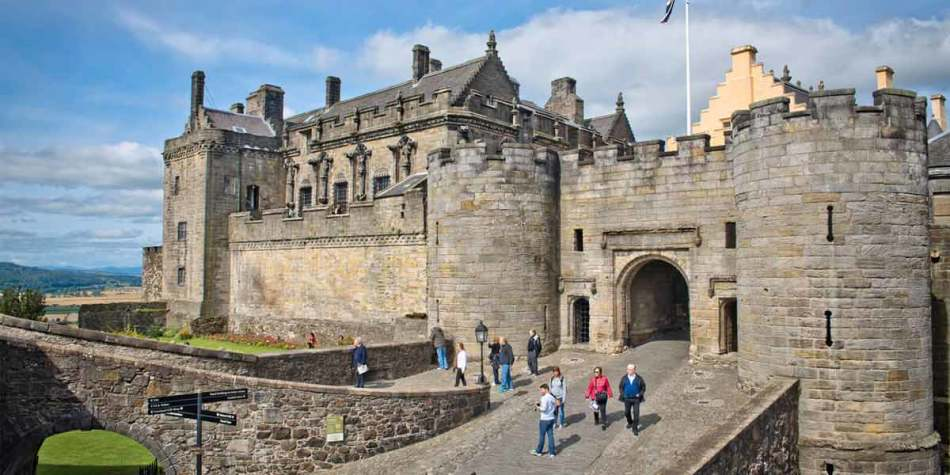 Stirling Castle - Stirling