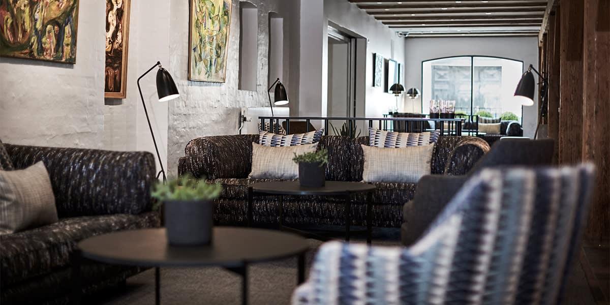 71 Nyhavn hotel - Lobby