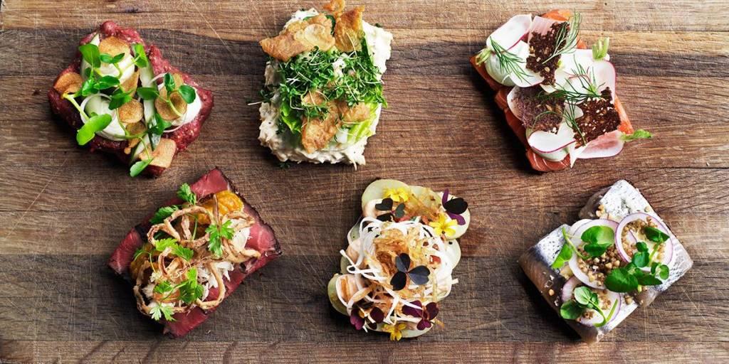 Danish Food, Aamanns - Photo Credit: Columbus Leth