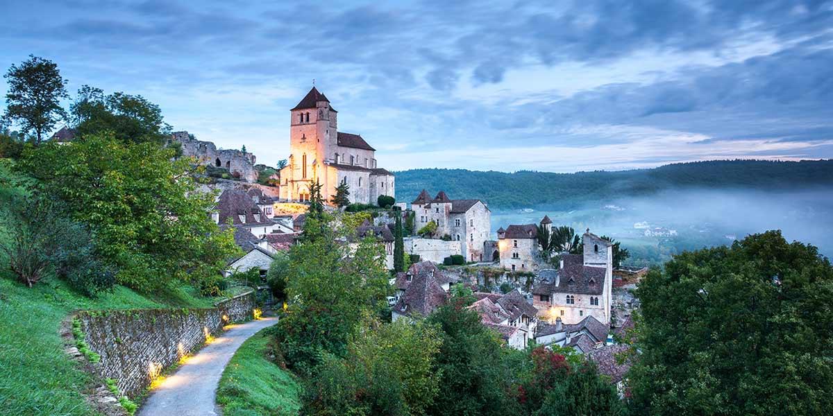 France St Cirq LaPoppie