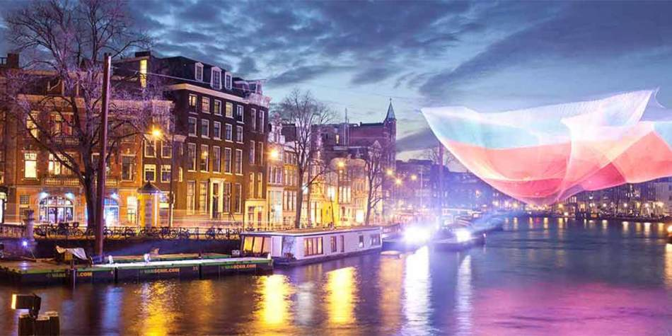 Don't miss the festive feeling of Amsterdam