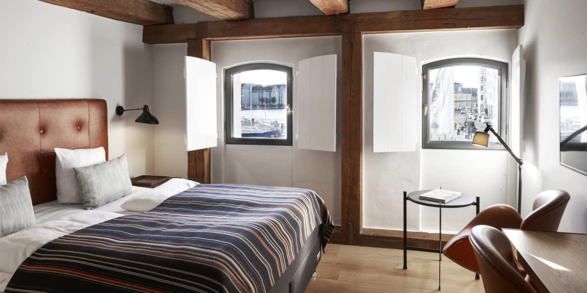 71 Nyhavn hotel - Executive Deluxe Dobbeltværelse med utsikt