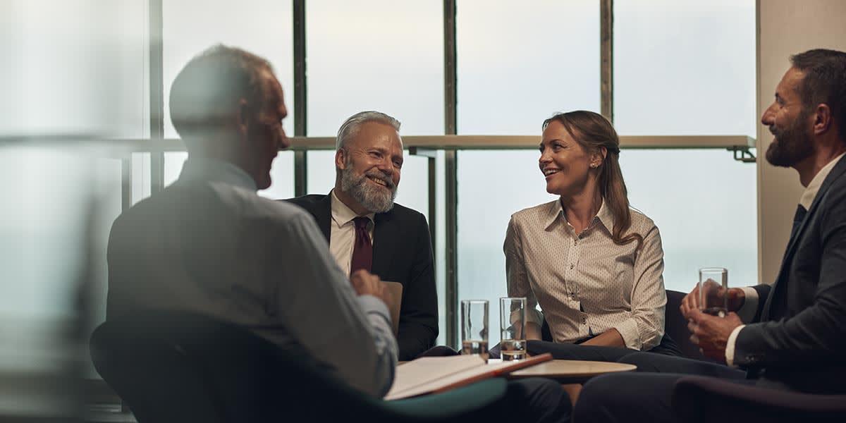 DFDS Businesscruise - møterom Akershus