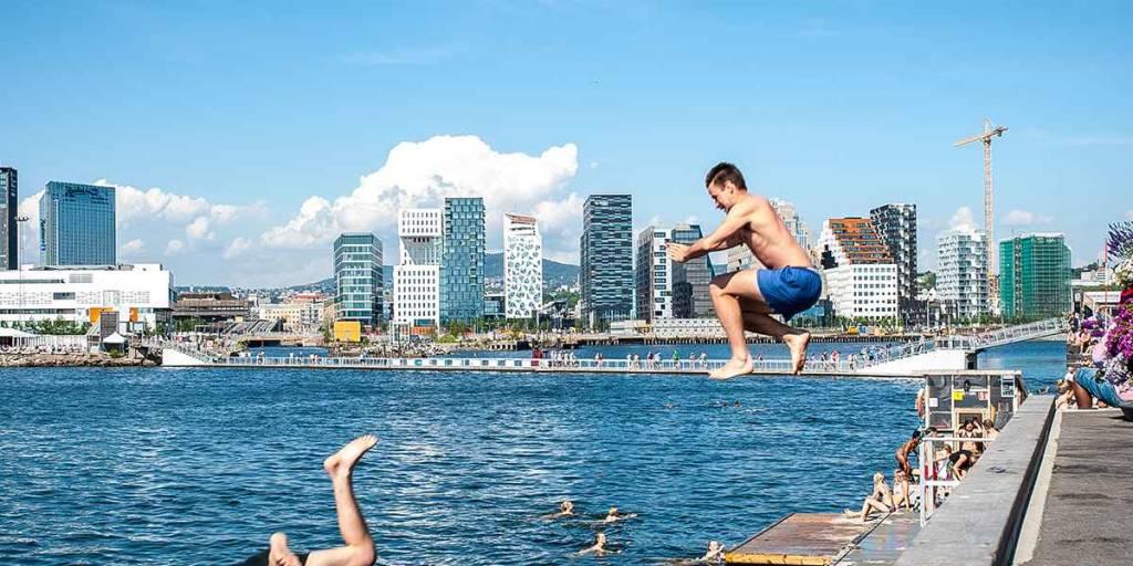 Sommer i Oslo - Visit Oslo - Photo credit Thomas Johannessen
