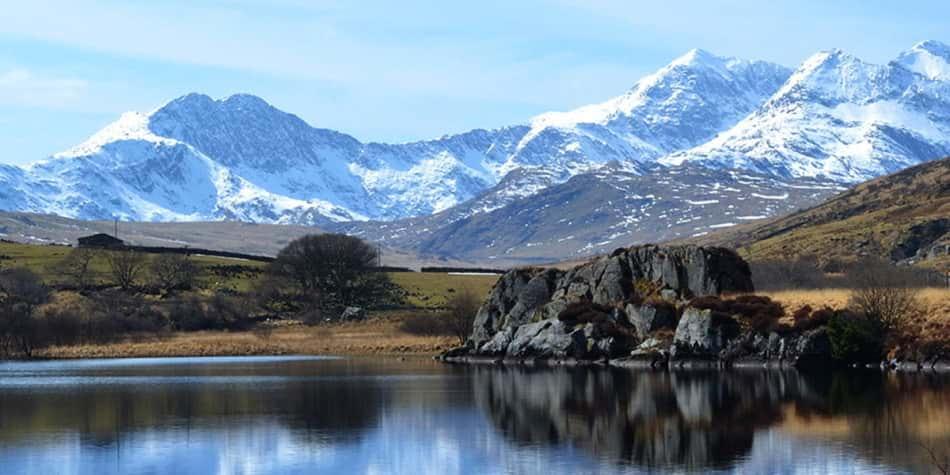 Natur i Wales