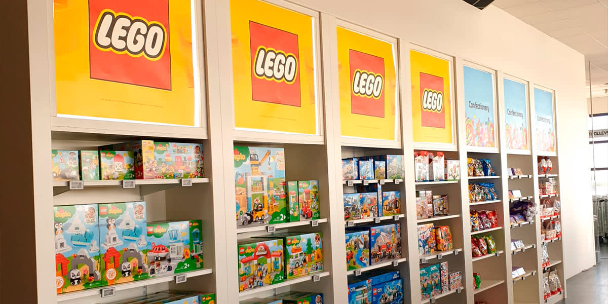 Dunkerque Shop - Lego