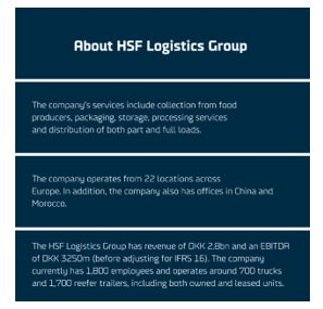 About HSF Logistics
