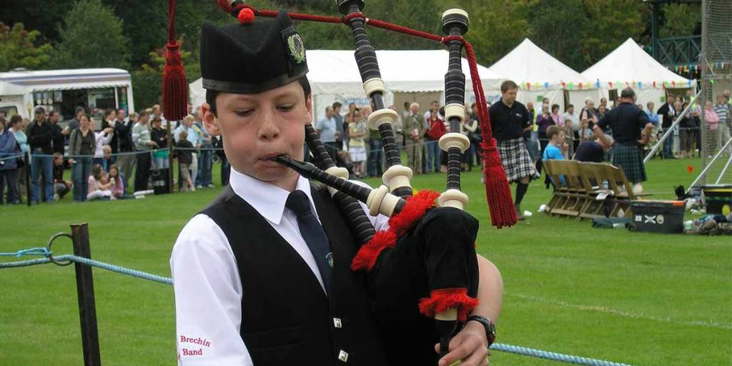 Summer events in Scotland