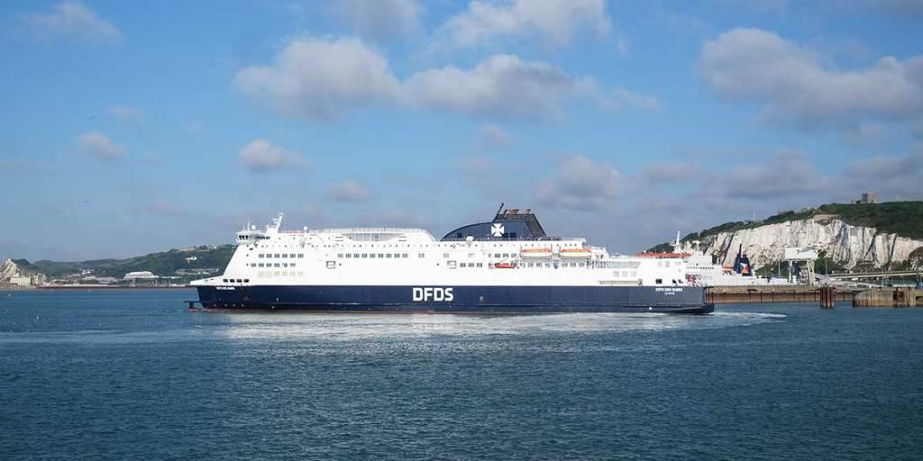 England-Dover ship