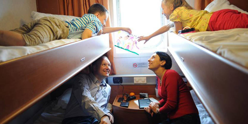 Family Cabin Baltics