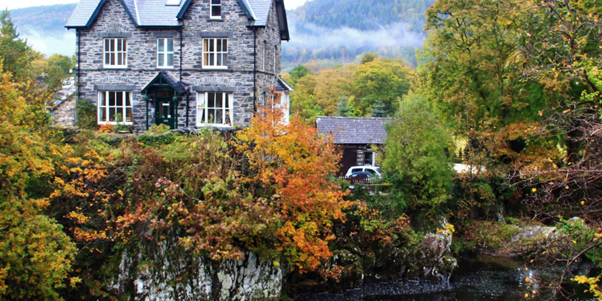betws and coed Wales