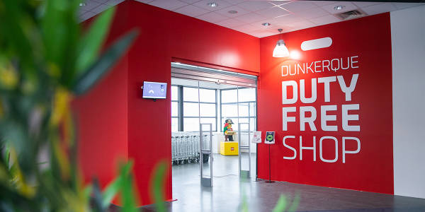 Dunkerque Duty Free Shop