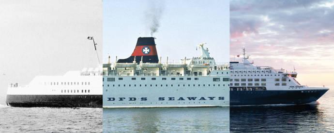 3in1 Ship 150, 3 in 1 Passenger ship
