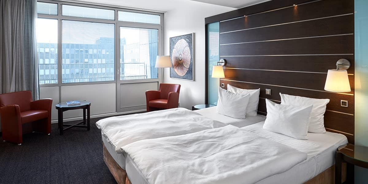 Imperial hotel i København - superior dobbel rom