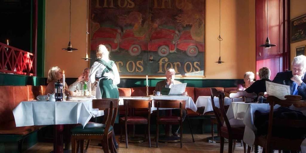 Restaurant Cap Horn, Copenhagen