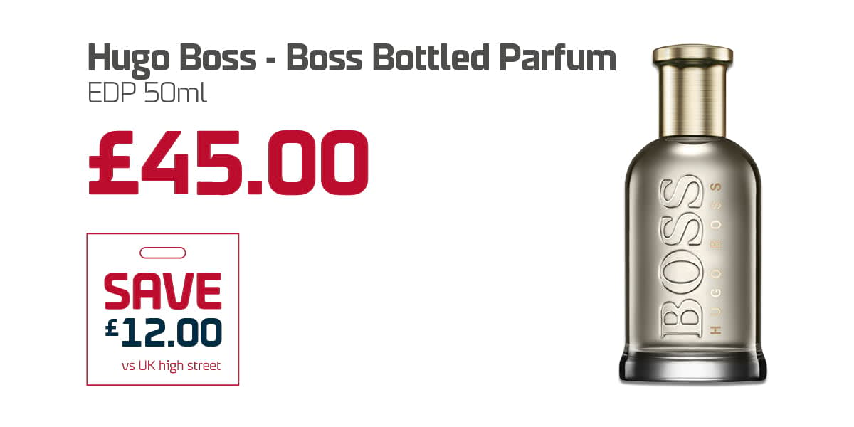 DINE Duty Free - Boss Bottled