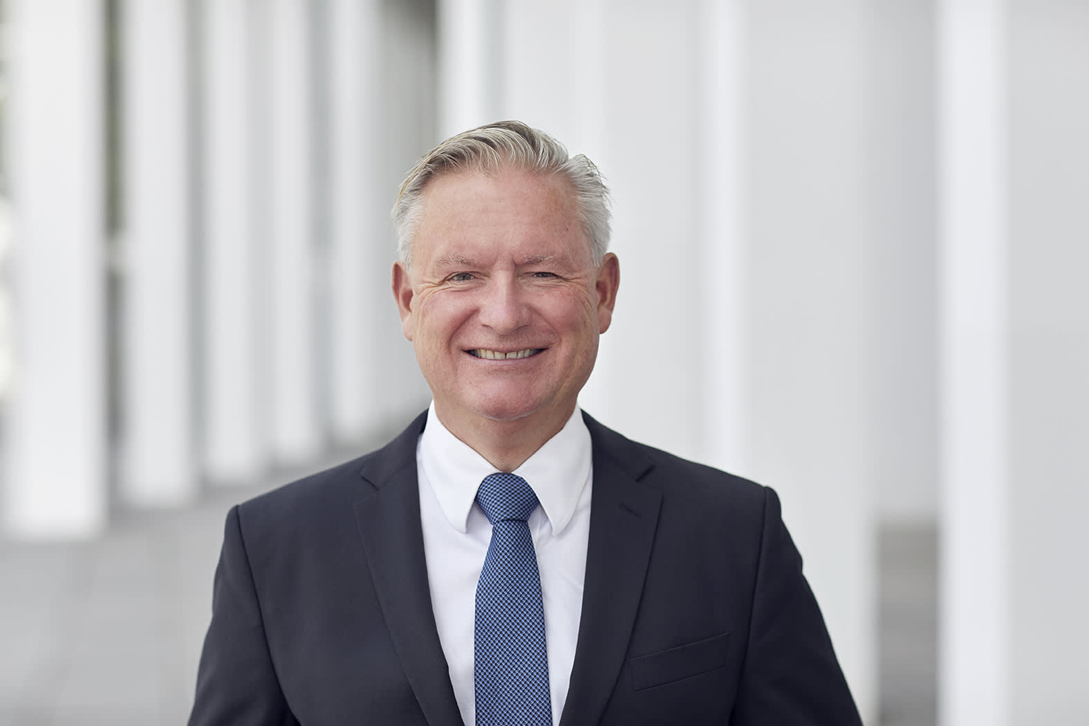 DFDS Board member Lars Skjold-Hansen 2018