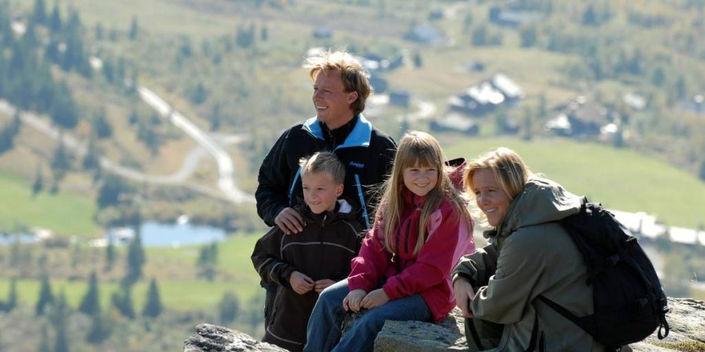 Skeikampen - Norway -  VisitLillehammer photocredit: Esben Haakenstad